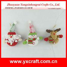 Navidad de peluche de juguete ZY14Y435-1-2-3 15 CM navidad decorado botella