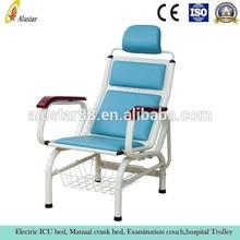 ALS-c07 Medical hospital waiting chairs cot