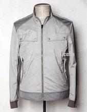 Hot Sale Spring Fashion White Coat Outwear Men's Casual Light Sport Jacket