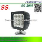 high quality square 45 Watt,CREE LED Work Light Bar Spot flood 3600LM Modular Driving UTE 4WD Lamp 12V 24V,SS-3003