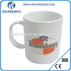 11oz Sublimation Polymer color mug,Coffe Mug,Sublimation Plastic Mug