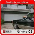europea de seguridad estándar de puerta de garaje automática con 40 mm espesor de los paneles