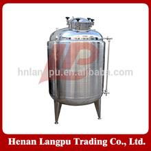 Stainless steel water/acid/milk/beverage/liquid/oil storage tank