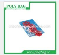 OEM HD Recycle zip lock plastic bags for sealing