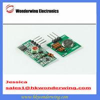 Wonderwing embedded 433M super-regenerative receiver module Wireless transmitting module for video