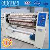 Fast speed high production adhesive bopp tape making slitting machine