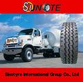 Usados al por mayor de descarga de camiones semi ruedas 1200r24& 1200r20 de neumáticos de camión con heavy duty