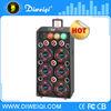 Best selling professional wooden disco laser light speaker with digital audio mixer