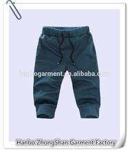 fleece baggy sweatpants design hot sale casual pants trousers garment factory pant trousers wholesale