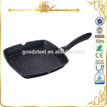 Die Cast Aluminum square grill pan