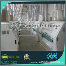 high quality 120ton Wheat/corn Flour Mill_ Factory