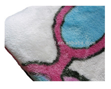 2014 wholesale custom printing thick soft fleece baby blanket, walmart and Target approved factory of baby blanket