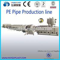 1600mm large diameter pe pipe extrusion line pvc pipe bending machine