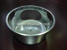 aluminum spinning metal table lamp shade