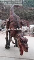 New style walking with robotic dinosaur costume