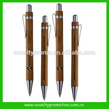 Custom Bamboo ball pen