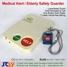 SOS panic Alarm,Elderly alarm ,Elders Alert Emergency phone for alone home grandparent gift T10G