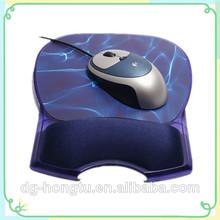 wholesale neoprene silk printing mouse pad