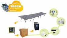 3000W 48V solar panel power system price per watt solar panels