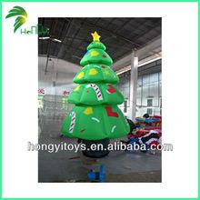 Fashionable Inflatable Christmas Tree Decoration