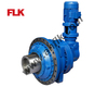 High Torque P series In Line Planetary Geared Motor