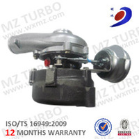 spare parts for opel turbocharger GT1849V 717626-5001S OEM:24445062