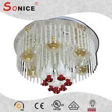 Fashion Design fiber optic pendant light