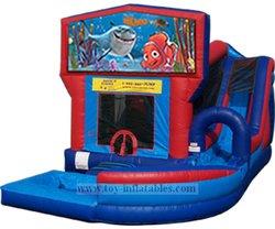 2014 customized summer water slide