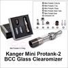 Electronic Cigarette Wholesale Vaporizer Kanger Mini Protank 2 Glassomizer