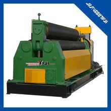 JULI W11-6*1500 mechanical 3-roller symmetrical plate rolling machine