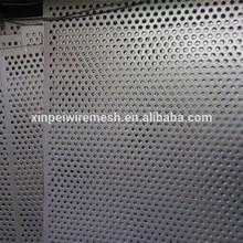 Beat quality Indoor Decorative out door building facade perforated metal mesh