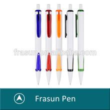 Multi color plastic pen promotional/cheap pen promotional/pen promotional