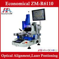 cheap optical reballing machine ZM-R6110 bga reballing tool bga chipset repairing tool