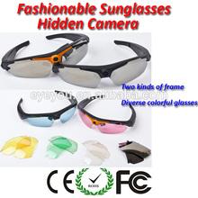 Fashionable HD 720P Spy Camera Sunglasses,Hidden Camera Sunglasses