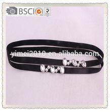 beauty plain headbands to decorate,headband embellishments