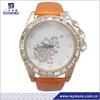 2014 Factory wholesale japan movt diamond quartz watch