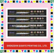 cheap label printing high quality sticker printing color sticker printing