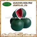 custom design de frutas de resina modelo para a decoração home