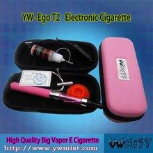 Mist new ego T2 vaporizer pen 2.4ml vaporizer