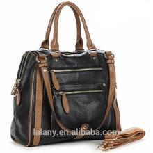 Lelany newest & hot sell elegant multifunctional handbags, large leather shoulder tote bag