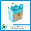 New foldable shopping bag wheels nylon foldable shopping bag