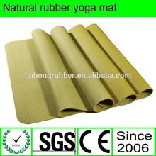 ECO 100% Waterproof Travel Yoga Mat, yoga mat custom label