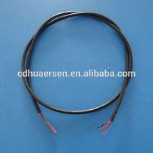Automotive insulation low voltage cable