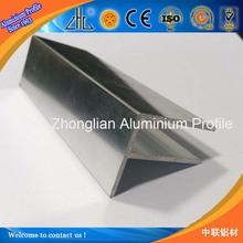 New arrival! aluminium special profile for aluminium F channel, aluminum c channel