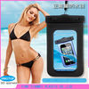 2014 cool summer hot sale 100% pvc waterproof bag for phone