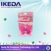 2014 hot sales customized paper hanging air freshener
