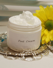 Moisturizing Foot Cream With Private Label