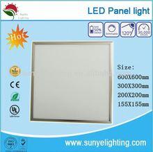 professional LED panel light manufacturer Ceiling Recessed natural white led panel light