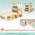 Un,BC E uv flauta 3 capa, 5 capa de cartón corrugado rotativa máquina troqueladora