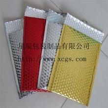 Multicolor Shiny Metallic Bubble Envelope Wholesale / Aluminized Foil Bubble Bags/Metallic Bubble Mailer